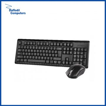 A4 TECH 4200N Wireless Keyboard and Mouse Combo with Bangla