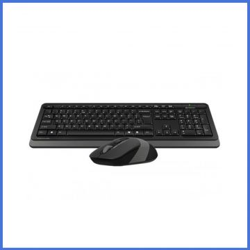 A4tech FG1010 Wireless Keyboard Mouse Combo with Bangla