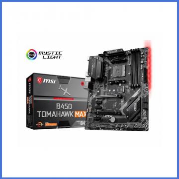 MSI B450 TOMAHAWK MAX AMD ATX Motherboard