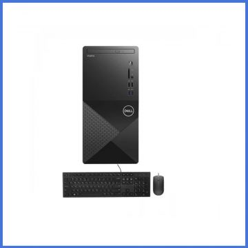 Dell Vostro 3888 MT 10th Gen Core i5 10400 4GB DDR4 RAM 1TB HDD Mid Tower Brand PC