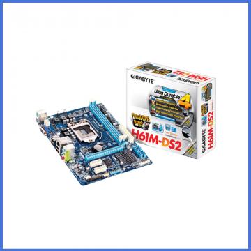 Gigabyte GA-H61M-DS2 Motherboard
