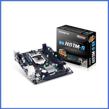 Gigabyte H81M-S Intel Motherboard