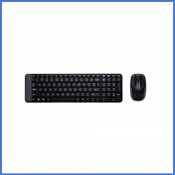 Logitech MK220 Wireless Combo Keyboard