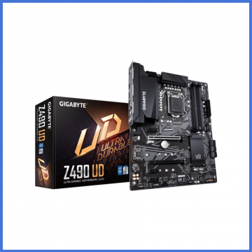 Gigabyte Z490 UD Ultra Durable ATX Motherboard
