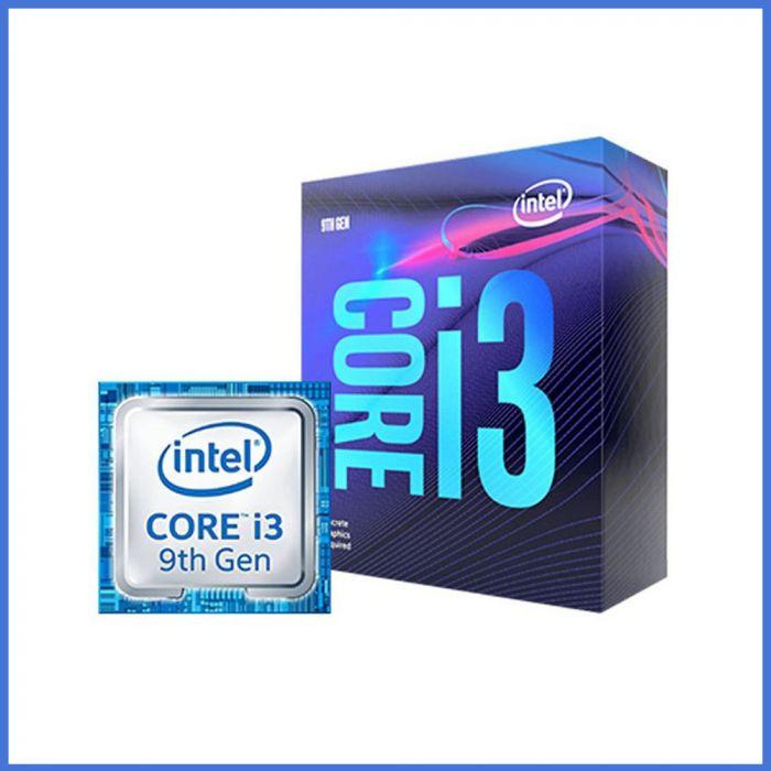 9th Generation Intel Core i3-9100 Processor