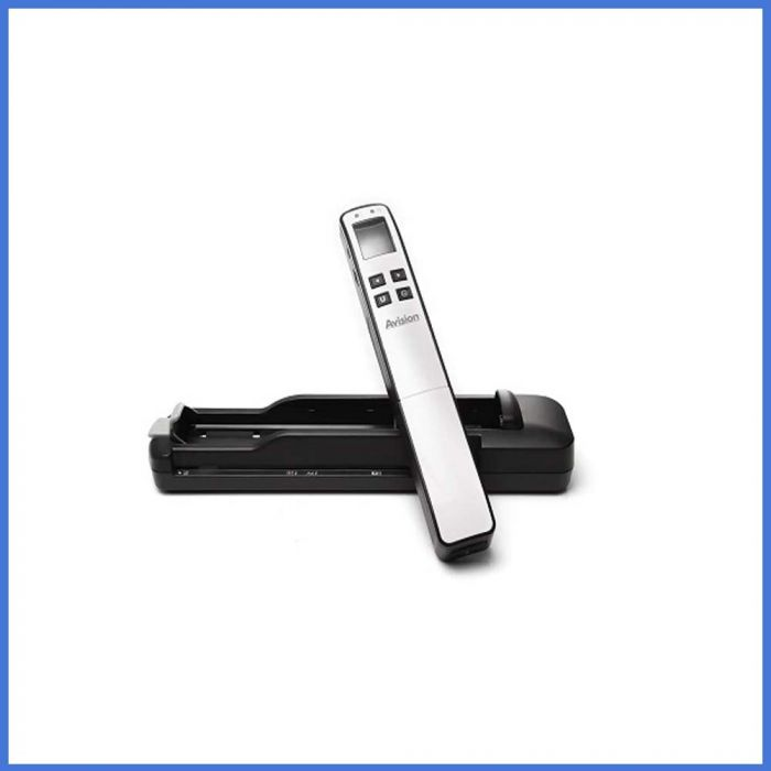 AVISION MiWand 2 Wi-Fi Pro Portable Scanner
