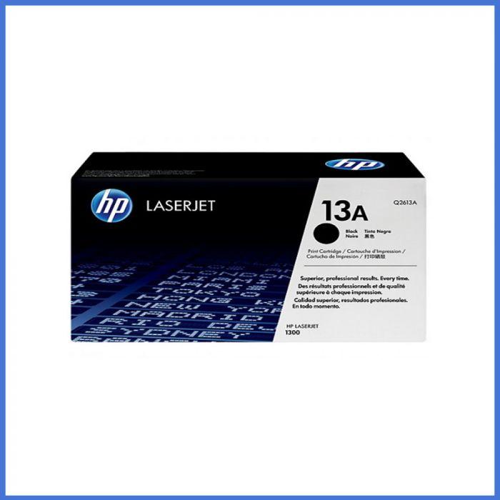 HP 13A Black Original LaserJet Toner