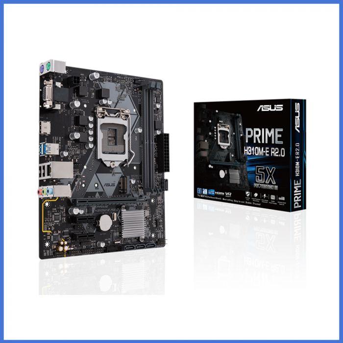 Asus Prime H310M-E Mrico ATX Motherboard