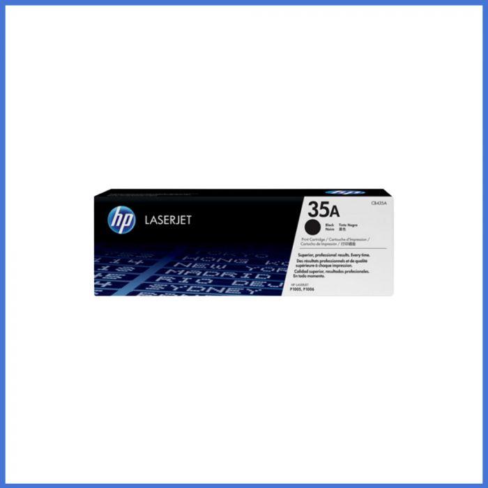 HP 35A Toner Cartridge (For LJP1005, P1006)
