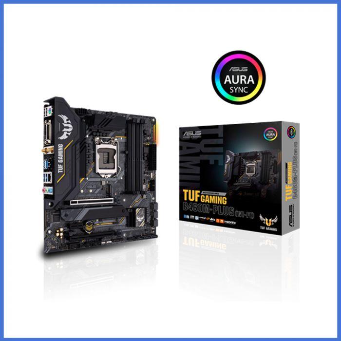 Asus TUF Gaming B460M-Plus Wi-Fi Micro-ATX Motherboard