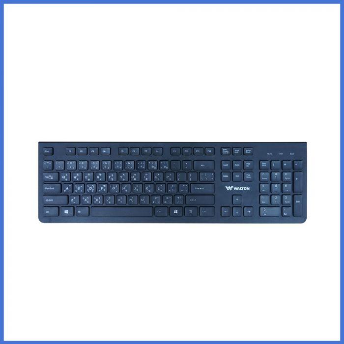 WALTON WKS002WN Standard Keyboard