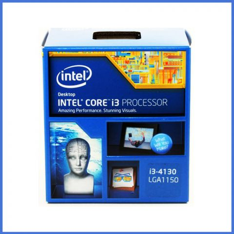 4th Generation Intel Core i3-4150 Processor